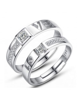Couple Rings - D