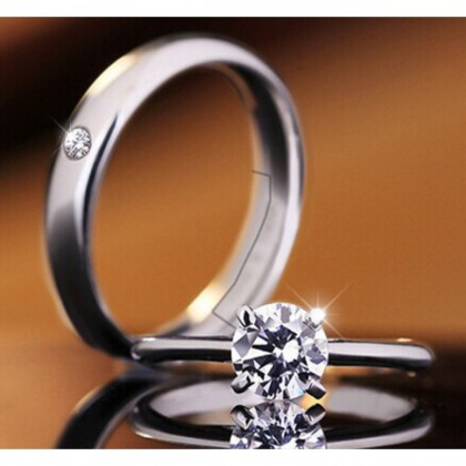 Couple Rings - F