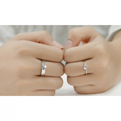 Couple Rings - L
