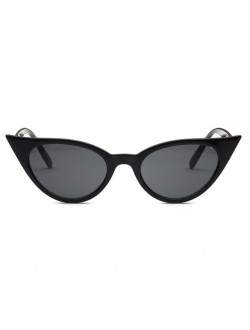 Rockabilly Pointy Sharp Cat Eye Sunglasses