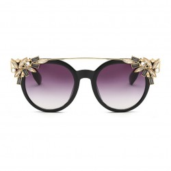 Vivy Crystal Embellished Sunglasses