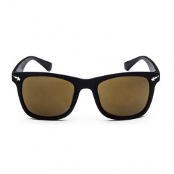 Shark Print Leg Square Shaped Unisex Sunglasses