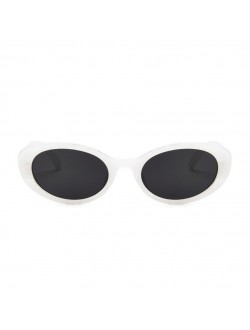 Betty Oval Shaped Sunglasses