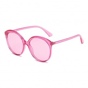 Specialized Round Frame Acetate Sunglasses