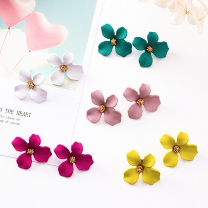 Flower in Bloom Earrings