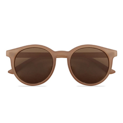Korean Retro Round Shaped Unisex Sunglasses