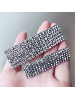 Bling Bling Shiny Rhinestone Hair Clip