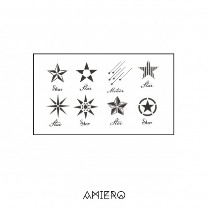 Temporary Tattoo - The Star