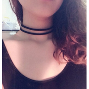 Basic Double Layered Choker Necklace